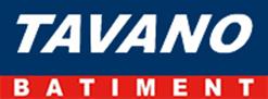 Tavano Bâtiment Logo